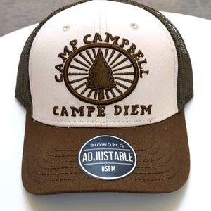 Camp Campbell Campe Diem 2018 🧢